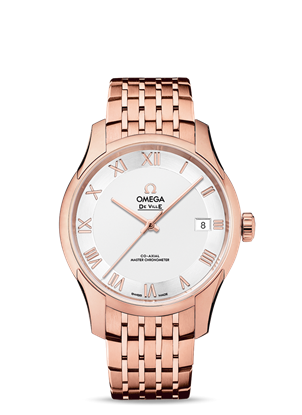 Picture of De Ville Hour Vision Omega Co-Axial Master Chronometer 41 mm